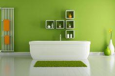 Oggi diamo un tocco di colore alla vostra giornata dandovi qualche utile idea e alcuni spunti davvero creativi per tingere le pareti! http://www.arredamento.it/i-colori-delle-pareti-in-casa.asp #colori #pareti #casa #arredamento