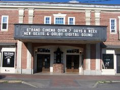 19. Maine: Strand Cinema...Strand Cinema in Skowhegan, is considered the most haunted place in Maine.