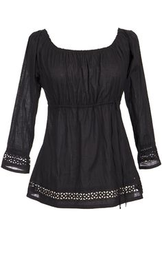 Emma is a fine, comfortable and feminine shirt. Perfect for everyday use together with a pair of pants, or you can style it up with one of your skirts and use it as a party blouse. Order here: http://www.ecouture.dk/product/emma-black/?lang=en