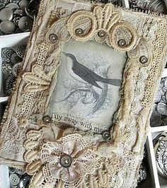 Shabby Chic Inspired: fly away with me