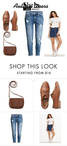 """""""Shein contest: Win T-shirt"""" by makeup-139 ❤ liked on Polyvore featuring Aéropostale and Gap"""