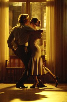 Shall we dance (my favorite scene is this tango...
