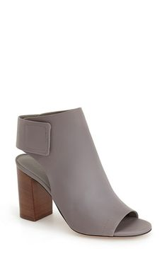 Vince 'Faye' Leather Bootie (Women) available at #Nordstrom