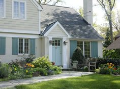 Soft cottage color