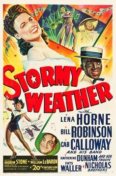 June 30 - Born on this date: Lena Horne (1917). #movieposter #lenahorne