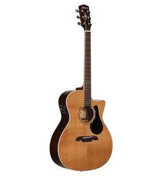 AG75CE - Alvarez Guitars