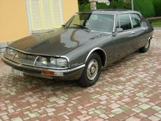 "Very rare SM, body Chapron ""Opera"", the seventh on only 8 produced. This car whas on ' 73 car show,sold in Italy"