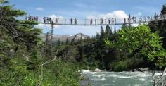 White Pass Railway & Suspension Bridge