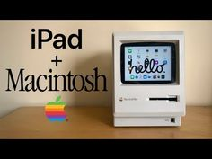 Macintosh classique reçoit une infusion IPad   Hackaday Gnu Linux, Diy Step By Step, Ipad Mini, Over The Years, Encouragement, Make It Yourself, Writing, Mac, Classic