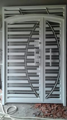 Grill Gate Design, Front Gate Design, Jalli Design, Front Gates, Main Door, Decoration, Cnc, Blinds, Engineering