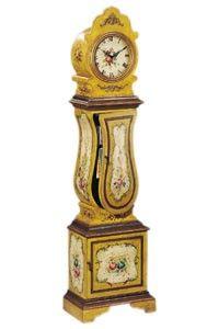 Gorgeous grandfather clock, victorian?