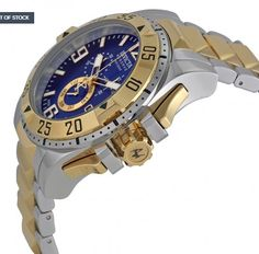 An Invicta with bling factor!