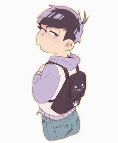 ichimatsu by Faun-Buns on DeviantArt Cute Art, Faun, Deviantart, Digimon, Art, Osomatsu San Doujinshi, Anime, Cartoon, Fan Art