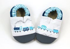 Buy Now train shoes baby boy shoes with trains rubber sole shoes...