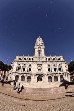 Câmara Municipal do Porto  Aliados, Porto, Portugal