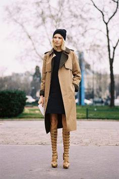 Paris Fashion Week AW 2013....Elena - Vanessa Jackman