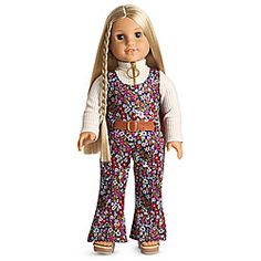 I had this doll you pressed a button in the back and you could make her hair grow! I loved this doll