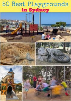 50 Best playgrounds in Sydney.  Try this website if you are looking for great outdoor places to take kids. http://www.seanasmith.com/the-50-best-playgrounds-in-sydney/#nor