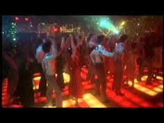 Disco Inferno -The Tramps - Remix - Saturday Night Fever
