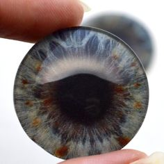 25mm Leopard Glass Eyes for Big Cat Dolls Jewelry Taxidermy Animal Sculptures