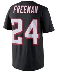 9ab40036eb8 Nike Men's Devonta Freeman Atlanta Falcons Pride Name and Number T-Shirt &  Reviews - Sports Fan Shop By Lids - Men - Macy's