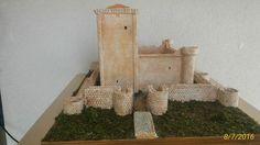 Castillo de Villafuerte Valladolid España
