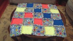 great ideas including rag quilt