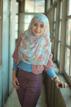 awesome Floral Hijab Developments