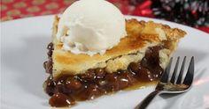 Tarte aux raisins du grand-père Charbonneau! - Desserts - Ma Fourchette