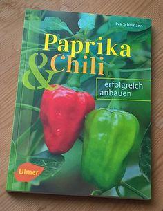 Paprika & Chili erfolgreich anbauen (Buchvorstellung)