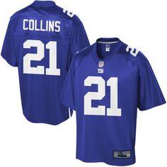 49ers Solomon Thomas jersey Landon Collins New York Giants NFL Pro Line Big & Tall Player Jersey - Royal Colts Andrew Luck 12 jersey Doug Baldwin jersey