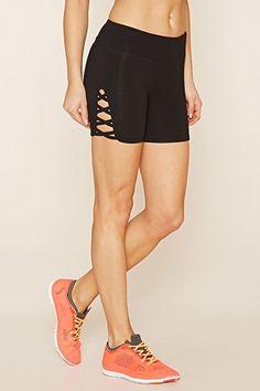 Active Crisscross Shorts
