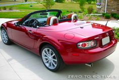 I want this Mazda Miata. Now.