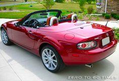 I want this Mazda Miata. Now.