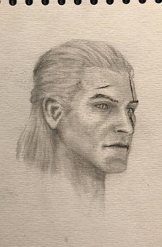 Geralt of Rivia by dante2520