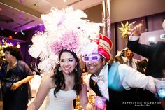 Melissa y Arun Boda. Destination Wedding Panama.