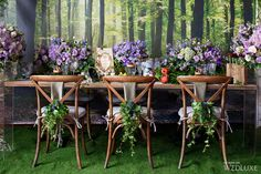 WedLuxe– The Garden of Eden | Photography by: Storey Wilkins Photography Follow @WedLuxe for more wedding inspiration!