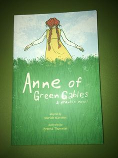 Andrews McMeel is excited to present Anne of Green Gables: A Graphic Novel is the first and only graphic novel print adaptation of the beloved classic.