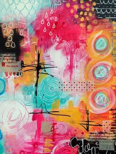 The Kathryn Wheel: My Art Journal