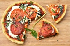 Lombardo's Trattoria  - Italian - Stop by Lombardo's for lunch and enjoy their 9 inch Margherita pizza topped with fresh basil, tomato and mozzarella
