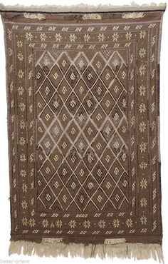 202x130 cm orient Teppich Nomaden bauern sumakh kelim afghan Beloch kilim Nr-648
