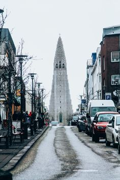 Exploring Reykjavik, Iceland! Click through to read more on Iceland!