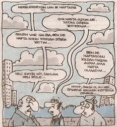Karikatür XL: Öfkeyle Kalkan Köfteyle Osurur.