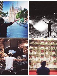 Harry in 2013.♥