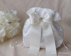 64 Best Wedding money bags images  d29641c0fb7f7