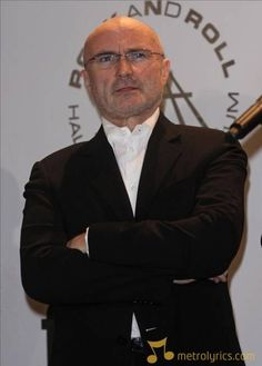 Phil Collins... these days.