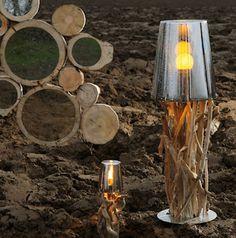 #Lampes #BleuNature