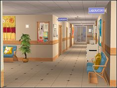 Theraven's crazy collection of simmies Sep - Babies! Episode Interactive Backgrounds, Episode Backgrounds, Anime Backgrounds Wallpapers, Anime Scenery Wallpaper, Scenery Background, Living Room Background, Video Background, Animation Background, Anime Hospital