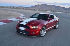 2013 Ford Mustang Shelby GT500 Super Snake!