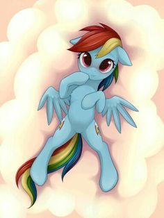 gray rainbow dash standing on two legs mlp my little